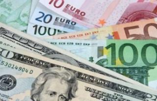 Dolar 4,65 Lira, Euro da 5,48 Lira ile Tarihi Zirveyi...