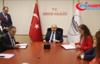 DÜ'de 'Nüfus ve Vatandaşlık Bölümü'...