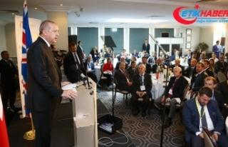 Erdoğan: Birleşik Krallık güven duyduğumuz stratejik...