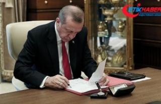 Erdoğan'dan 20 yeni üniversite kurulmasına...