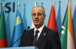 Filistin Başbakanı Rami el-Hamdallah: Kudüs Filistin...