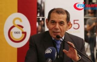Galatasaray başkan adayı Özbek: Çok adaylılık...
