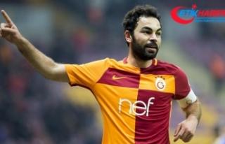 Galatasaray Takımı Kaptanı Selçuk İnan: Galatasaray...