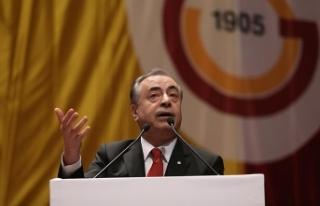 """""""Galatasaraylılar inanır, çalışır ve kazanır"""""""