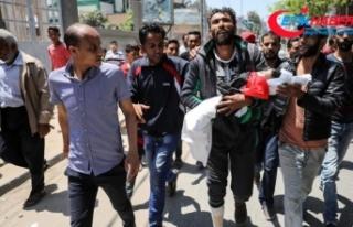 Gazze katliamının en küçük şehidi: 8 aylık...