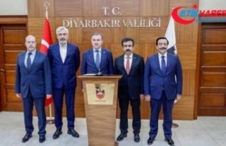 Gençlik ve Spor Bakanı Bak: Kupa finalinin Diyarbakır'da...