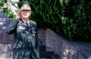 Genelkurmay Başkanı Orgeneral Akar: FETÖ üyelerinden...