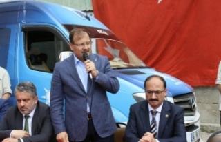 Hakan Çavuşoğlu: Yıllık 50-60 milyar doları...