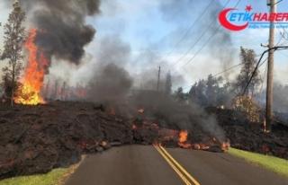 Hawaii Valisi, eyalette doğal afet durumu ilan edilmesini...