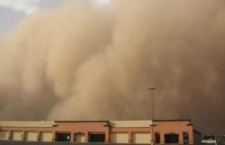 Hindistan'da kum fırtınası can almaya devam...