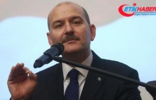 İçişleri Bakanı Soylu: 6 ayda 33 üst düzey terörist...