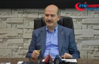 İçişleri Bakanı Soylu: Bu ülkenin kardeşliğine...