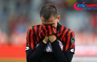 İlhan Cavcav'sız Gençlerbirliği Süper Lig'e...