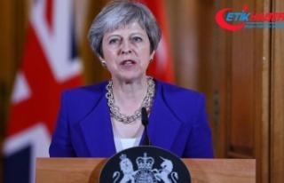 İngiltere Başbakanı May'den Gazze'deki...