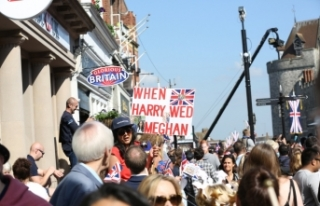 İngiltere'de kraliyet düğünü: Harry ile...