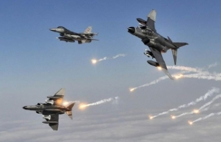 Irak'ın kuzeyinde 23 terörist etkisiz hale...