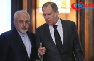 İran Dışişleri Bakanı Moskova'da