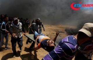 İsrail'in katliamları ile ilgili dosya UCM'ye...