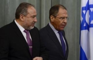 İsrail ve Rusya'nın Suriye'nin güney...