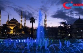 İstanbul camileri ramazana hazır