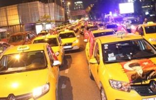 İstanbul'da İsrail'e karşı sarı isyan