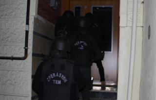 İstanbul'da terör operasyonu: Ortalığı kana...
