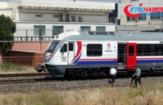 İzmir'de trenin çarptığı lise öğrencisi...