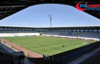 Kazım Karabekir Stadı bakıma alındı