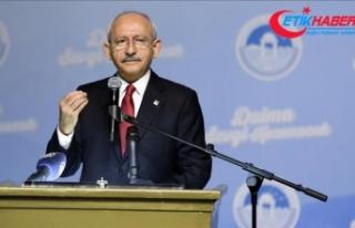 Kılıçdaroğlu: Bu ülkede zengin-fakir diye bir...