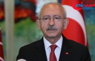 Kılıçdaroğlu: Gençlerimizle omuz omuza yeni bir...