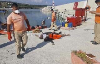 KKTC'de sahile 4 göçmen cesedi vurdu