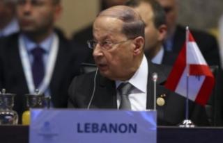 Lübnan Cumhurbaşkanı Avn: İsrail, Müslüman ve...