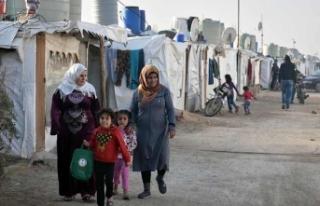 Lübnan'da Suriyeli sığınmacıların geleceği...