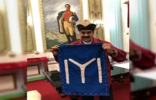 """Maduro'dan """"Diriliş Ertuğrul"""" dizisine..."""
