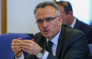 Maliye Bakanı Ağbal'dan 'bütçe'...
