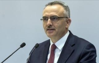 Maliye Bakanı Ağbal: Mali disipline kararlılıkla...