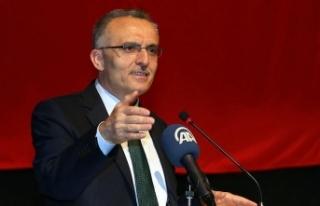 Maliye Bakanı Ağbal: Türkiye önümüzdeki yıllarda...