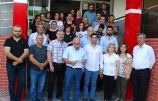 Manisa'da İYİ Parti'de 34 yönetici istifa...