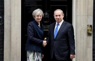 May ile Netanyahu telefonda görüştü