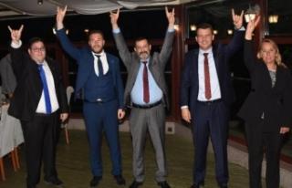 MHP Çanakkale'de milletvekili adaylarını tanıttı