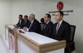 MHP'li Yalçın: FETÖ'nün elemanları...