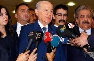 MHP Lideri Bahçeli: Af konusunda kararlıyız ve...