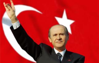 MHP Lideri Bahçeli: 30 Ağustos ruhu milli vicdanda...