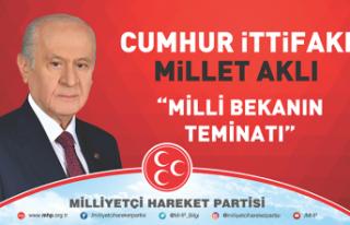 MHP Lideri Bahçeli'nin Beş Büyük Programı belli...