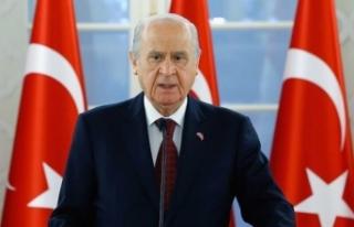 MHP Lideri Bahçeli: PKK İstanbul'a istikamet veremez,...