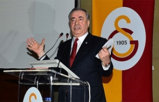 Galatasaray Kulübü Başkanı Cengiz: Taraftara layık...