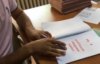 OHAL Komisyonu 17 bin başvurunun karara bağlandığını...