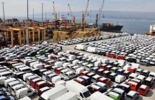 Yılın ilk dört ayında otomotiv üretimi yüzde...