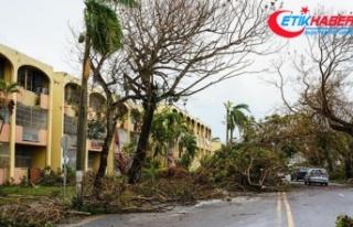 Porto Riko'daki Maria kasırgası 4 bin 600 can...