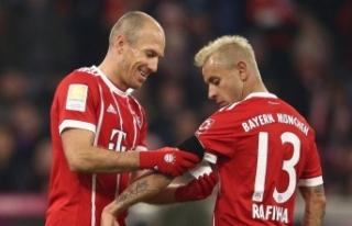 "Robben ""ikna"" edici transfer tekliflerine..."